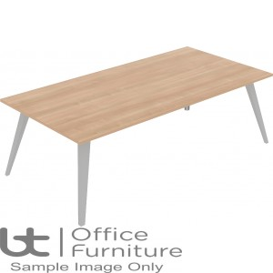 Elite Reflex Table - Meeting/Boardroom Tables 1000mm Deep - 1200mm to 4800mm Long